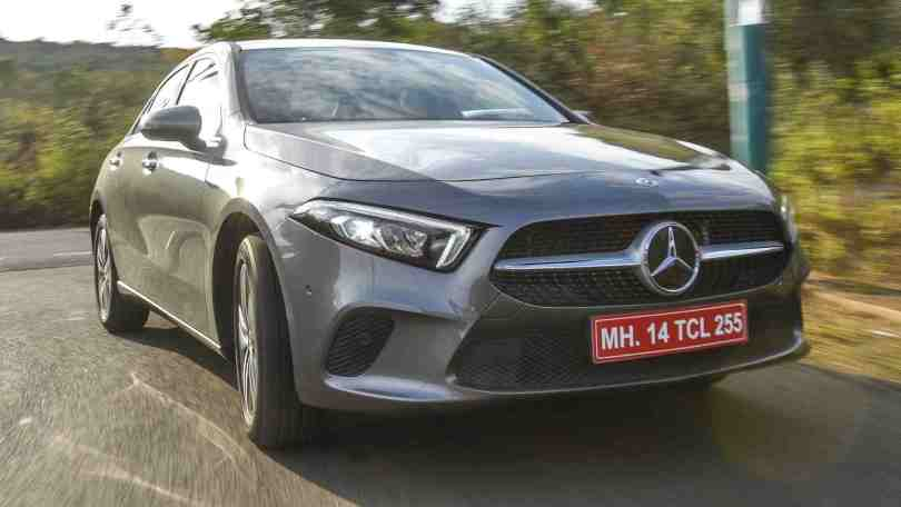 Entry-level-up: Mercedes-Benz A-Class Limousine India review