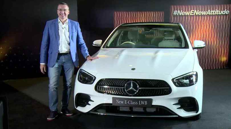 Mercedes-Benz E-Class facelift launched in India, prices range from Rs 63.60-80.90 lakh- Technology News, Gadgetclock