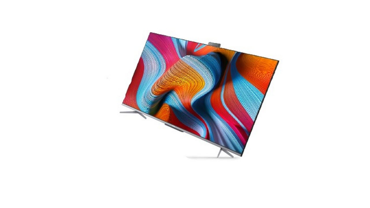 TCL launches P725 4K HDR LED TV series with Android 11 in India at a starting price of Rs 41,990- Technology News, Gadgetclock