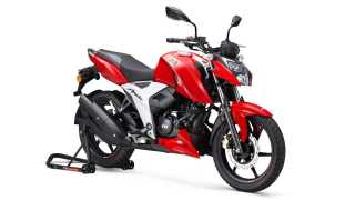 Updated TVS Apache RTR 160 4V launched at Rs 1.07 lakh, is lighter and more powerful- Technology News, Gadgetclock