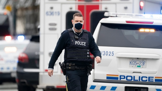 One dead, six injured in Canada's North Vancouver after man goes on stabbing spree