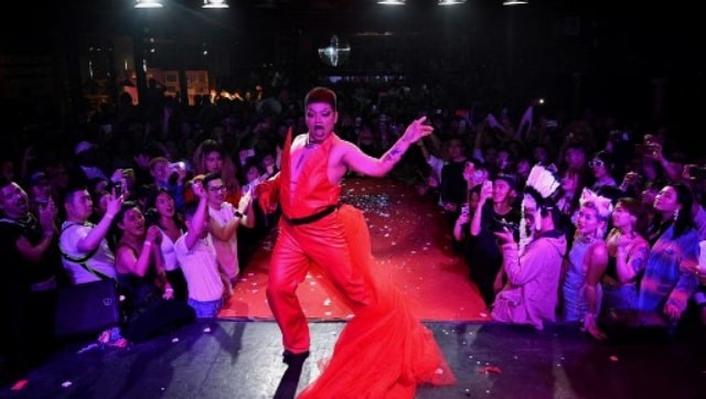 Voguing gains popularity in China among LGBTQ community, as individuals take to dance form to express themselves