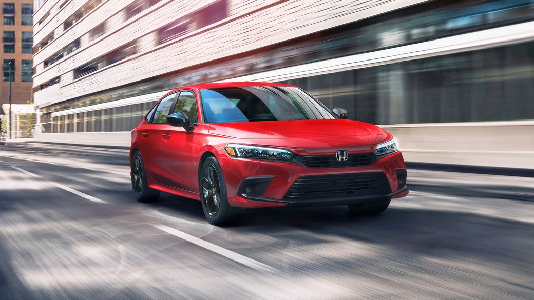 New Honda Civic makes its world premiere in the US, is longer and more feature-rich- Technology News, Gadgetclock