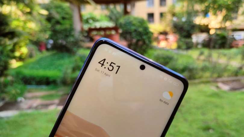 Poco X3 Pro's display offers 120 Hz refresh rate. Image: Chandrakant Isi