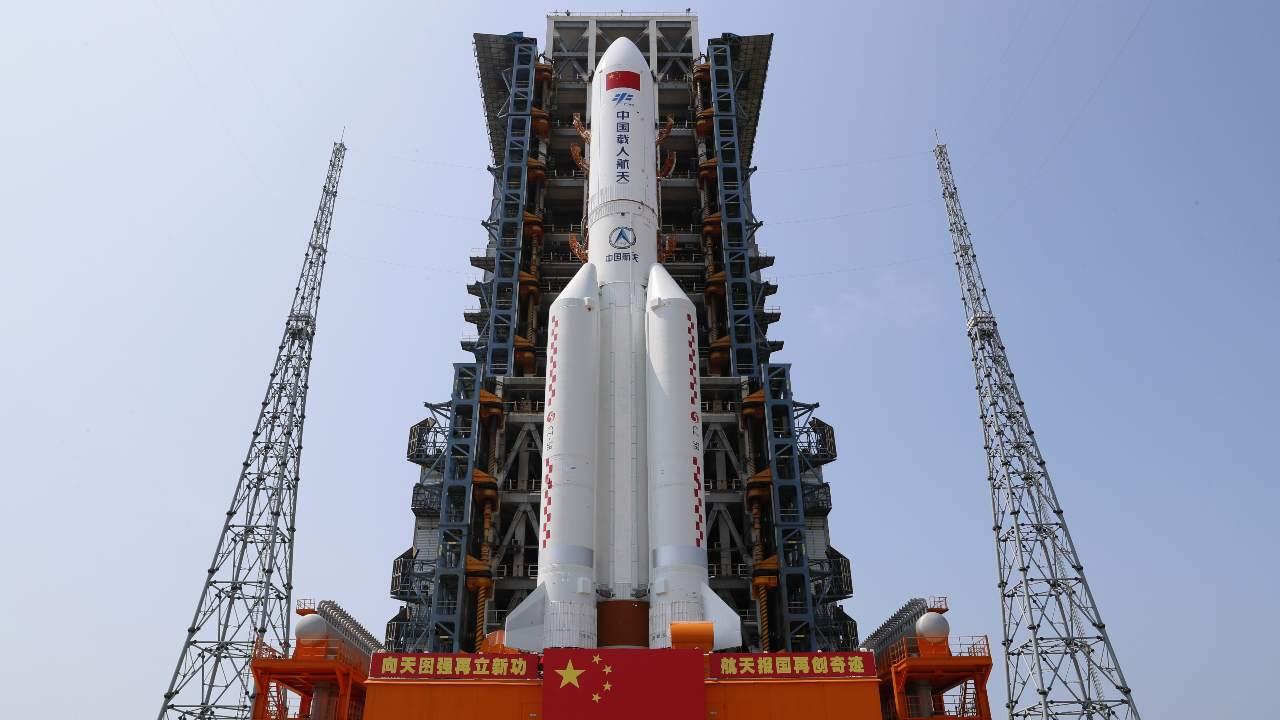 Chinese rocket segment disintegrates over Indian Ocean, NASA says China behaved 'irresponsibly'- Technology News, Gadgetclock