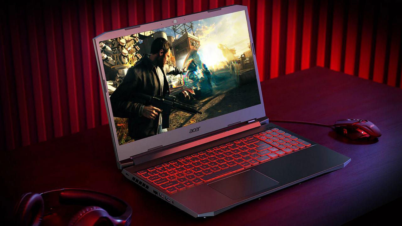 Acer Nitro 5 gaming laptop with 11th Gen Intel Tiger Lake CPU launched in India at a starting price of Rs 69,990- Technology News, Gadgetclock