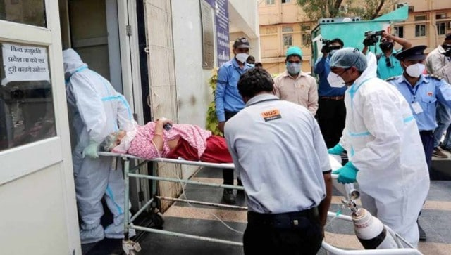 India registers 2.34 lakh COVID-19 cases, 1,341 deaths in past 24 hours; active cases cross 16 lakh
