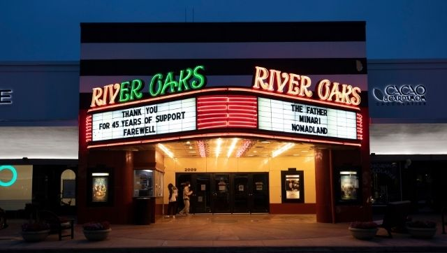 Iconic movie theatre River Oaks in Houston, screening rare independent and foreign films, shuts due to pandemic