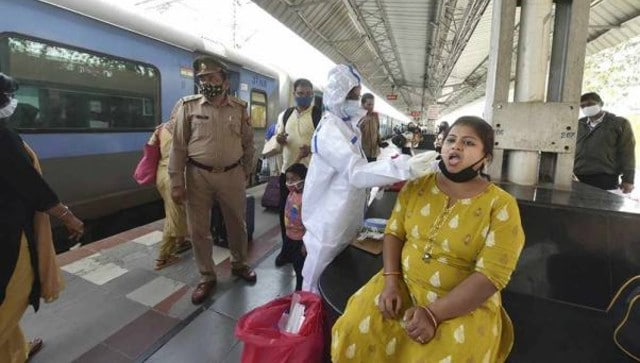 Coronavirus Updates: Railways to run 'Oxygen Express' trains to meet demand; UP, Delhi, Gujarat register record spike in cases