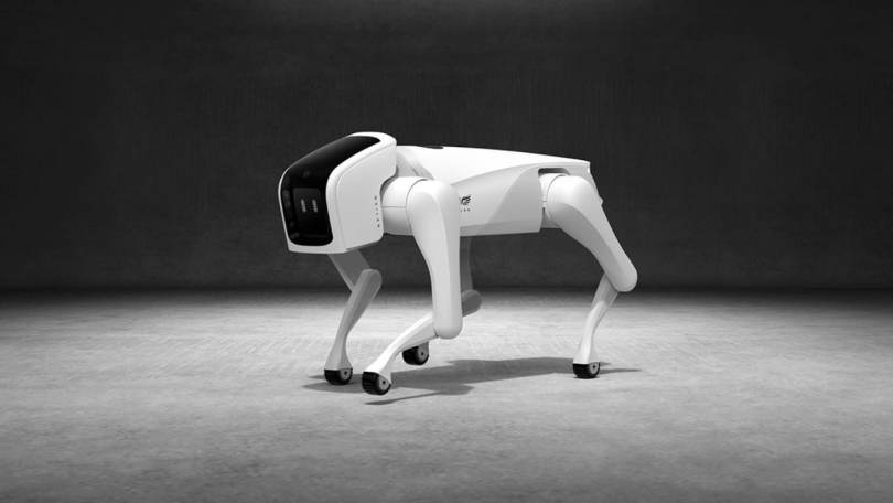 The ulti-mutt pet? Chinese tech company develops robot dogs that uses AI to hear and see