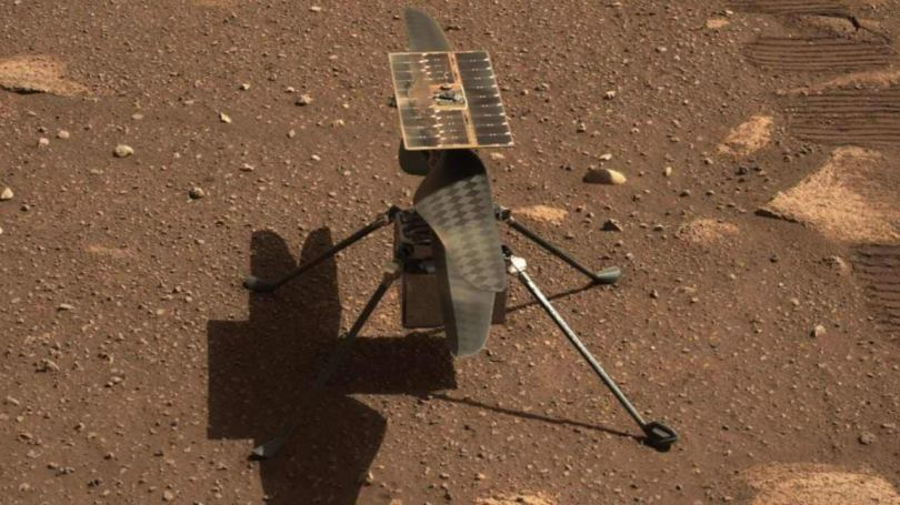 Navigation error sends NASA's Ingenuity helicopter on a wild, confusing ride on Mars- Technology News, Gadgetclock