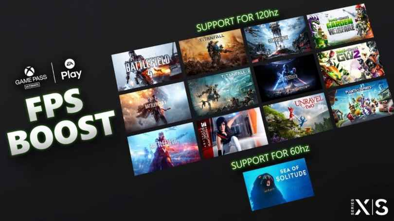 Microsoft announces 13 EA Games that will receive FPS Boost on Xbox Series X, Series S- Technology News, Gadgetclock