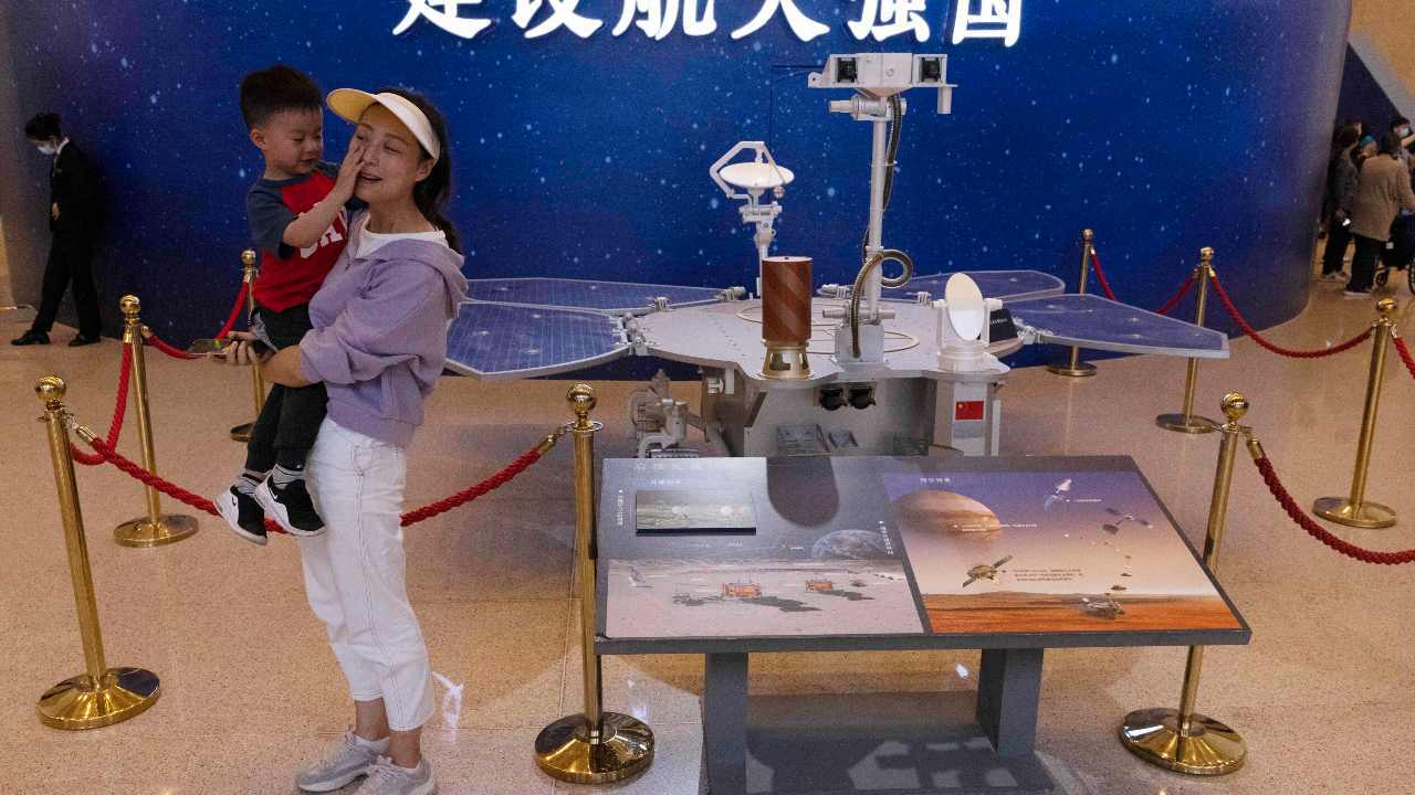China's ambitious plans in space go beyond the moon and Mars- Technology News, Gadgetclock