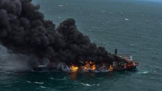 Sri Lanka faces its worst marine crisis as plastic from burning ship washes ashore- Technology News, Gadgetclock