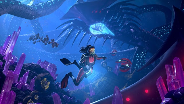 Subnautica: Below Zero and beyond   A peek into Unknown Worlds as the studio turns 20 years old… or thereabouts