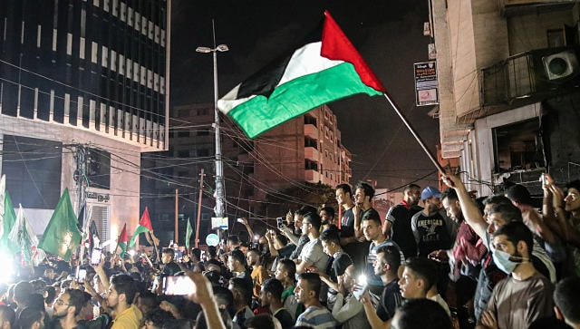 Officials worry recent fighting in Gaza could lead to COVID-19 spike-World News , Firstpost