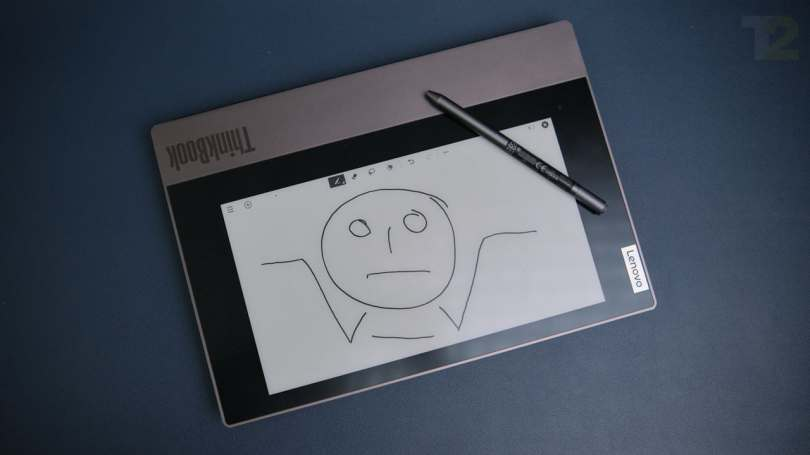 A secondary e-ink laptop display is interesting, but it isn't yet practical- Technology News, Gadgetclock