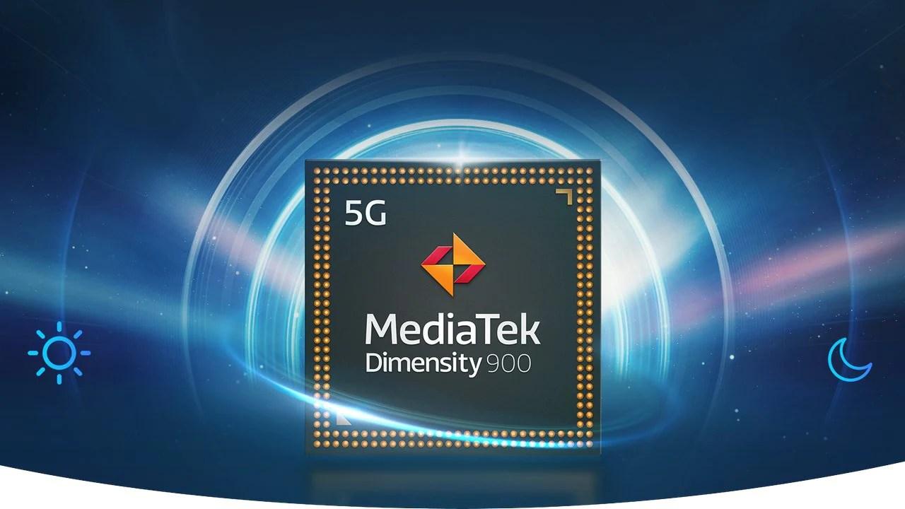 MediaTek announces 6nm Dimensity 900 5G chipset for mid-range 5G smartphones- Technology News, Gadgetclock