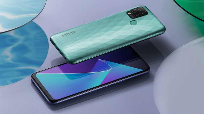 Infinix launches Hot 10S with a 6,000 mAh battery launched in India at a starting price of Rs 9,999- Technology News, Gadgetclock