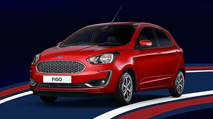 The Ford Figo automatic is available in two variants - Titanium and Titanium Plus. Image: Ford