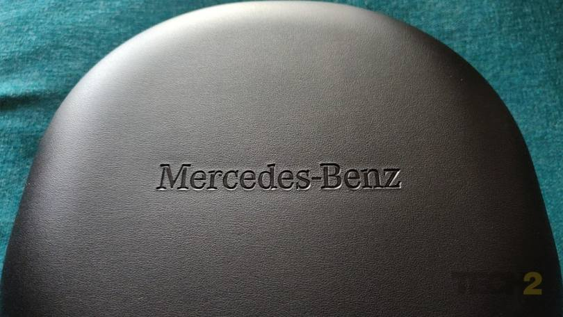 Mercedes headphones case