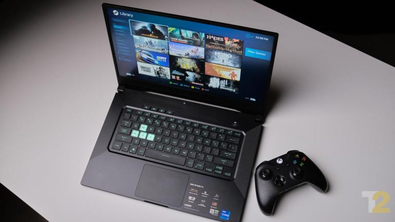 Asus TUF Dash F15 gaming laptop review: Superb performance, great value