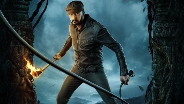 Kichcha Sudeep announces his next Vikrant Rona will release on 19 August; see new poster