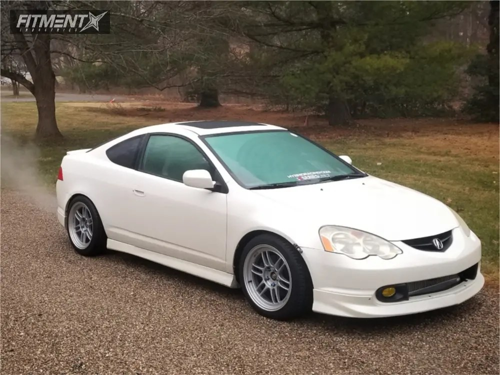 Acura Rsx Enkei Rpf1 Function And Form Coilovers