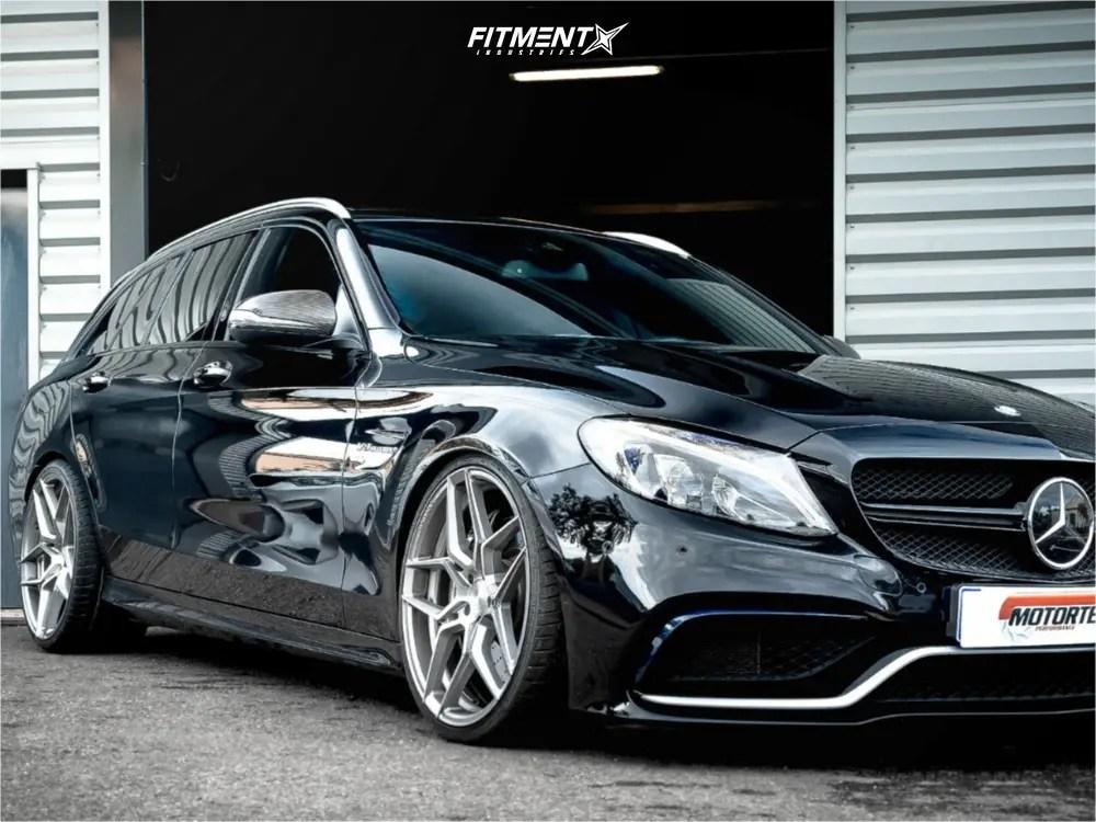 2016 Mercedes Benz C63s Rohana Rfx11 Kw Suspension