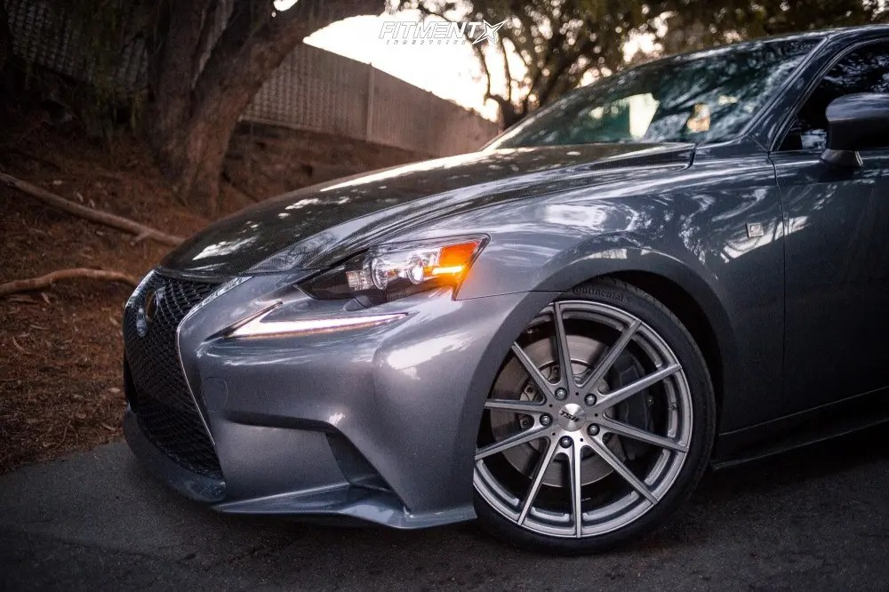 2014 Lexus Is250 Tsw Bathurst Bc Racing Coilovers Fitment Industries