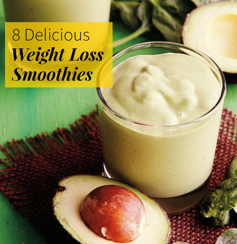 8 Delicious Weight-Loss Smoothies   Fitness Magazine