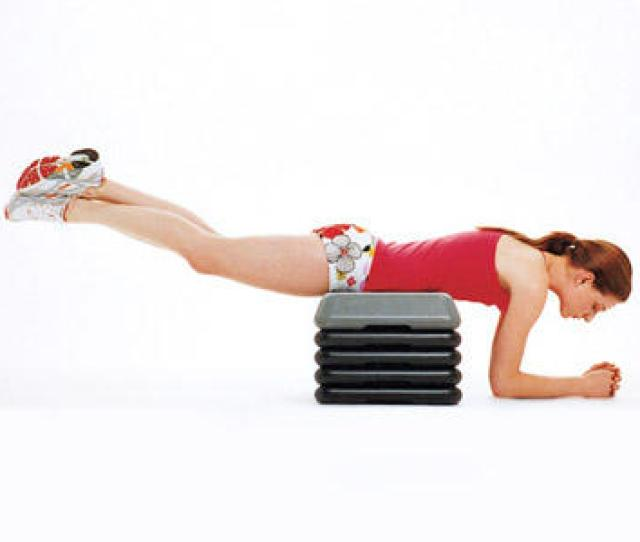 For A Challenging New Way To Tone Your Butt Try This Move From Tamilee Webbs Defy Gravity Workout The Revolutionary Program That Lifts And Tones Your