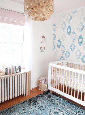 Modern Boho Nursery
