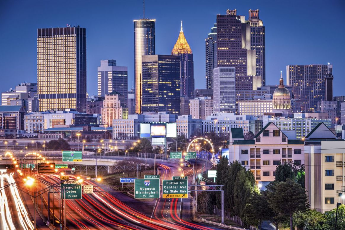 atlanta_georgia 10 Southern HBCU Cities to Visit this Fall