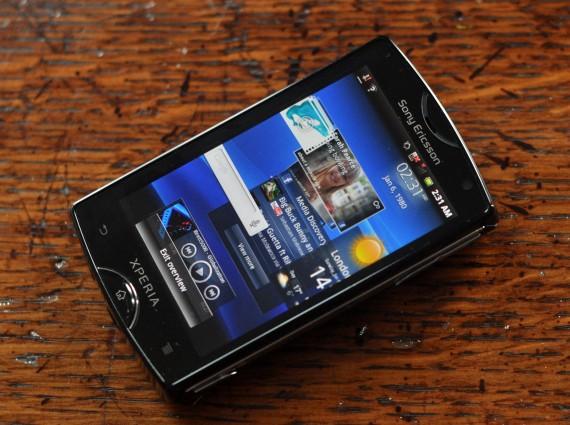 Jual Sony Xperia Mini Paling Kecil PUSAT HP JADUL