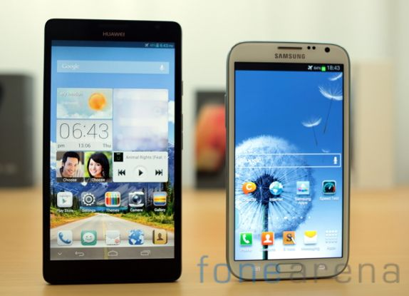 Huawei Ascend Mate vs Samsung Galaxy Note II-16