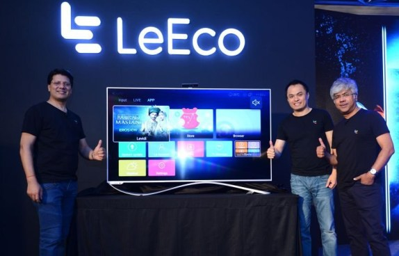 LeEco Super TV India launch
