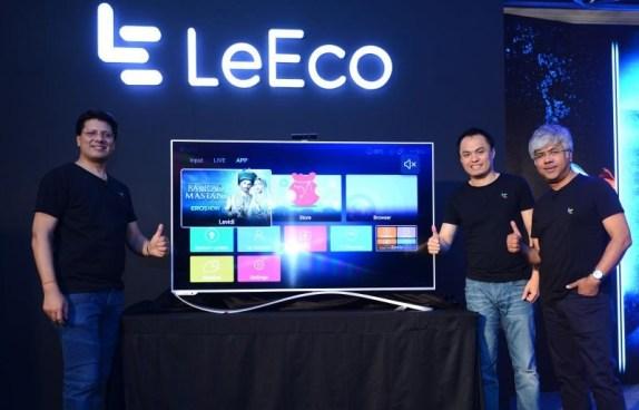 LeEco Super TV India launch