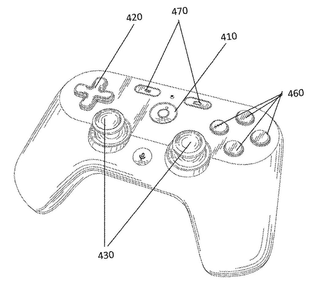 Game Controller Patent Surfaces Could Be Announced