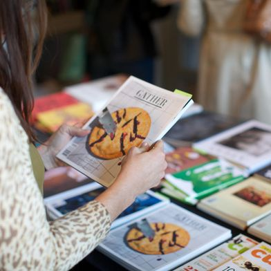 Kickstart the Food Book Fair, Help Build Food Communities
