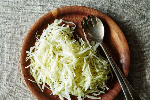A Slaw-Kraut Hybrid to Inspire Your Dinners This Week