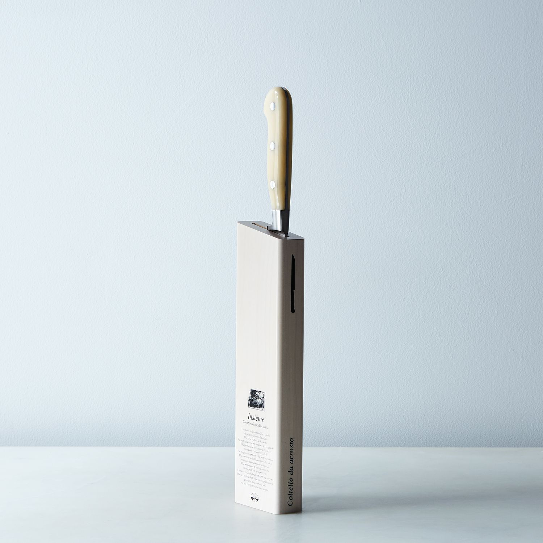 Berti White Handled Italian Kitchen Knives On Food52
