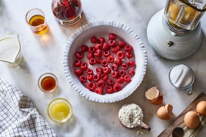 We like you, raspberries.