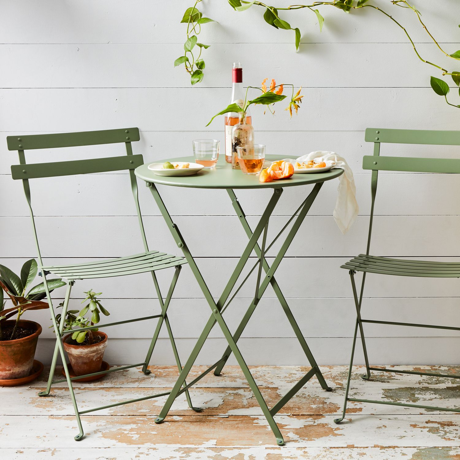fermob bistro folding table and chairs