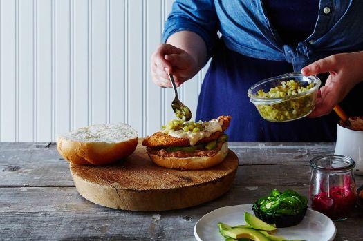 Best Torta Recipe - How to Make a Mexican Torta Sandwich 8