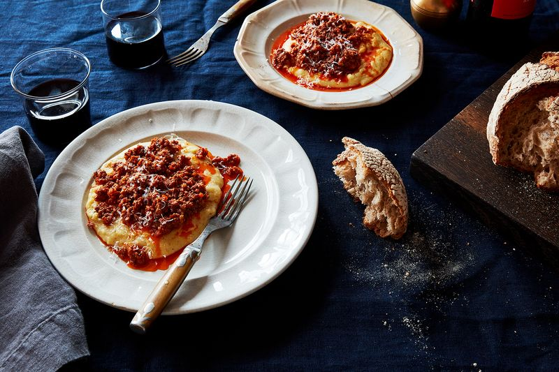 "Ground Meat Ragu (""The Butcher's Ragu"")"