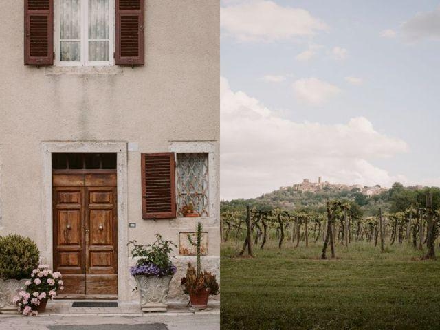 Saturnia in Maremma, Tuscany