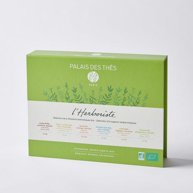 herbal teas gift box