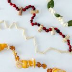 The Best Ways To String Garlands 9 You Can Make From What S In The Pantry