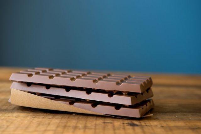 In Defense of Milk Chocolate